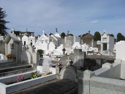 Begraafplaats in Punta Arenas