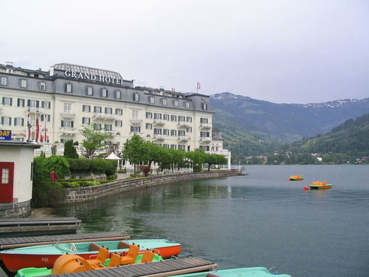 Zell am See                                                                                                               2005