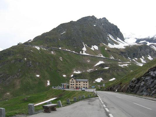 Grossglockner Hochalpenstrasse                                                                              2009
