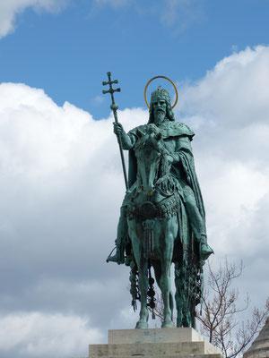 Stefan I, Koning van Hongarije in het jaar 1.000