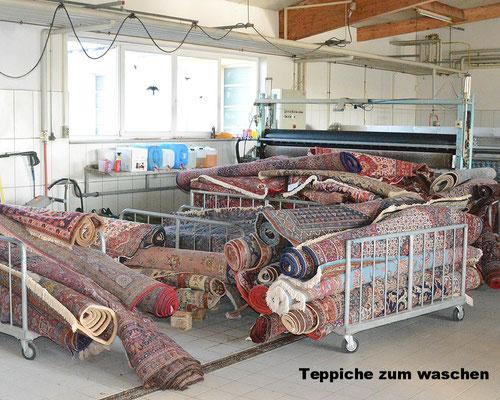 Teppiche zum waschen