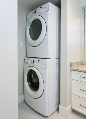 Cayman Reef #17 Washer and Dryer in condo