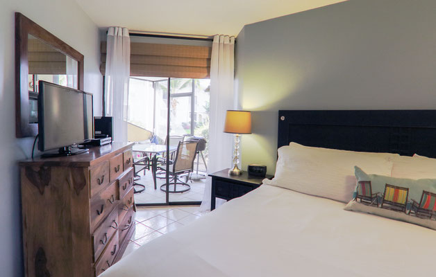 Cayman Reef #36 Bedroom with King Bed