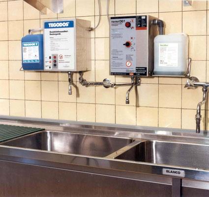 Gerätewaschraum HGW