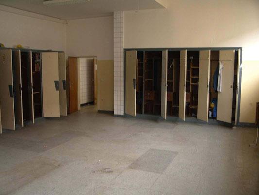 Wachsaal., 24 Std./Dienst