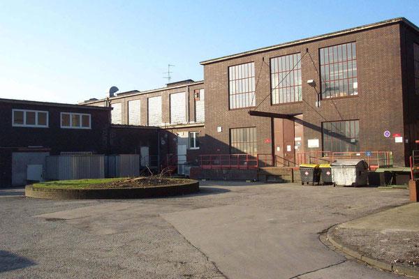Gebäude Rückseite