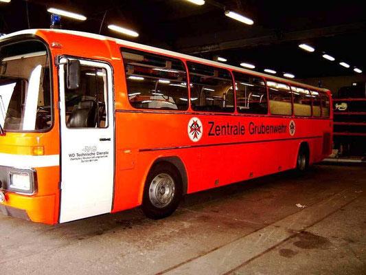 GW-Rettungsbus
