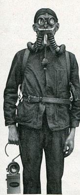 Amerik. Gibbs-Apparat  1916