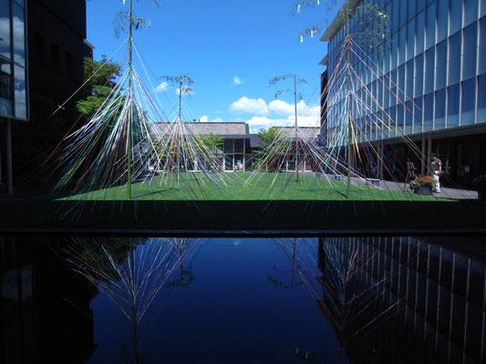 第10回松本安曇野住宅建築展 ワークショップ「インスタント建築」
