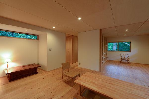 駒ヶ根山荘(駒ヶ根市|駒ヶ根高原)・別荘リノベーション