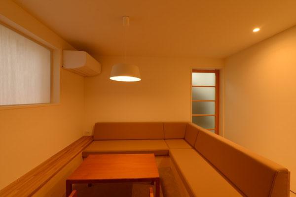 Oさんの事務所応接室リノベーション(新潟県長岡市)
