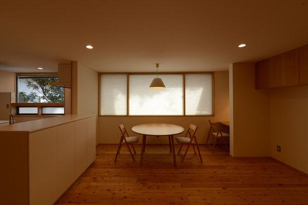 梓川の家Ⅱ(松本市)after