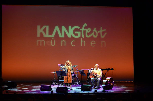 Alpen Klezmer mit Aley Haas | Klangfest München 2017 | Foto: Sebastian Schreiner