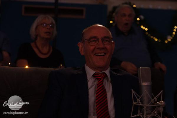 Beobachtet von Vocal-Solist Govert Roos. (Bild wird noch bearbeitet)