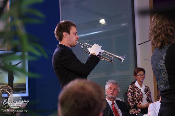 Michael Fingerle - ein Trompeter zur Ehre Gottes, wie man sich es wünscht!