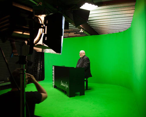 Green-Screen Konzert