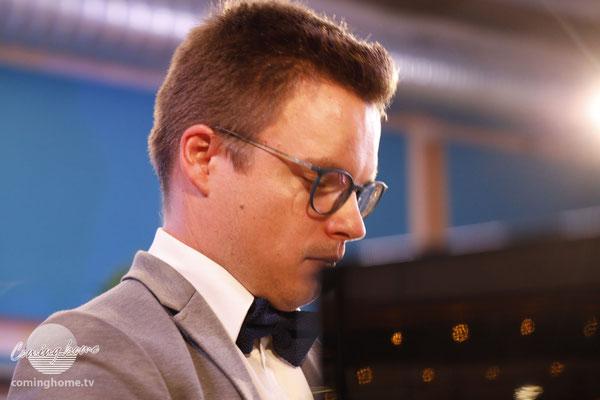 Johann Thießen. Unser 2. Pianist.