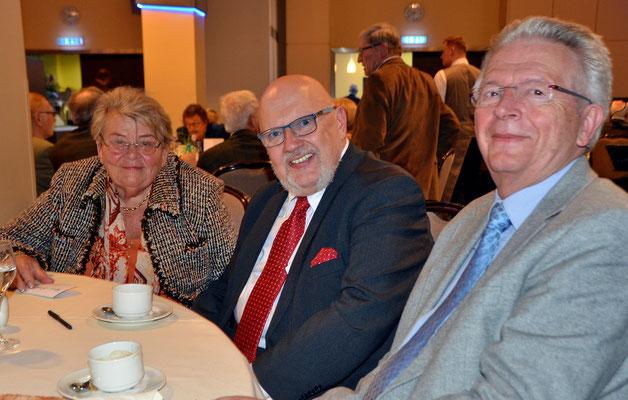 mit dem Ehepaar Hans-Joachim und Karin Selzer