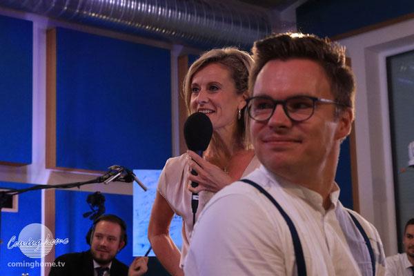 "Johannes Thießen u. Bianca App im Duett: ""Das Alles hat Gott uns geschenkt!"""
