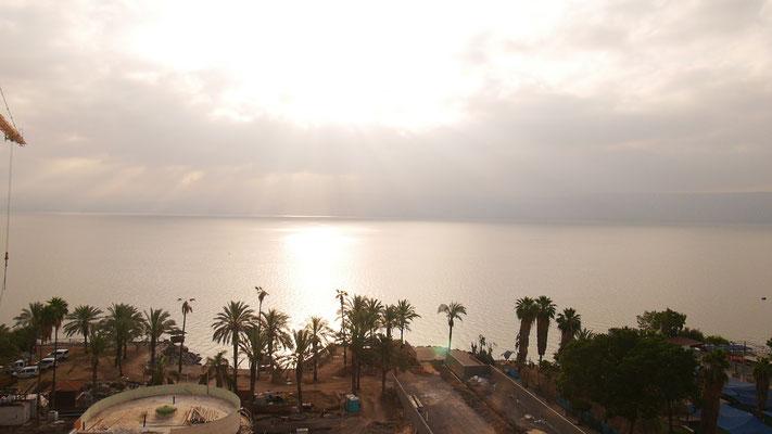 Hotel-View See Genezareth II