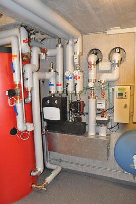 Heizungsanlagen - Urs Pfister Hautechnik AG - Sanitäranlagen & Heizungen in Wangen an der Aare