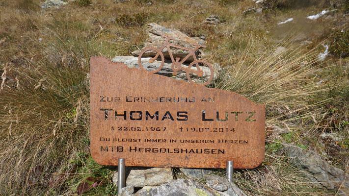 Thomas Lutz Verunglückt 19.07.2014 Berunfall am Weg zum Marchginggele