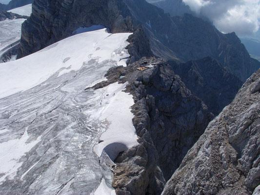 Dachstein Klettersteig Johann : Dachstein superferrata klettersteige u aktuelle bedingungen