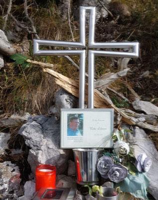 Walter Labmayer Verunglückt 16.07.2006 Berunfall Traunstein NF-Steig neu