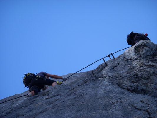Klettersteig Johann : Vaude klettersteig camp powered by edelrid camps