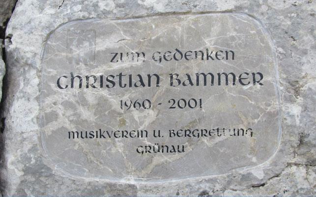 Christian Bammer Verunglückt 2001 Bergunfall Brotfallscharte Gr.Priel