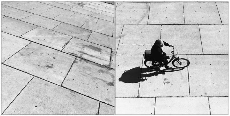 Grischa Schmitz, Titel: ALWAYS A PAIR. HAMBURG, 2011, Fotografie, 50 x 25,4 cm