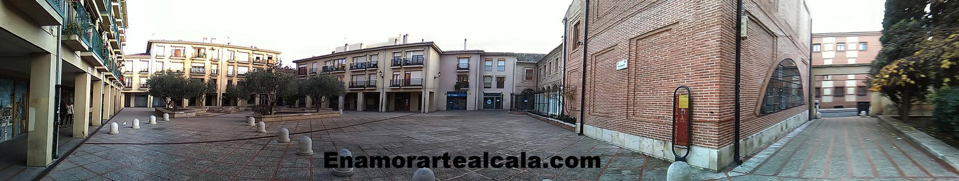 Plaza de los Irlandeses