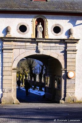 Pforte Abtei Marienstatt