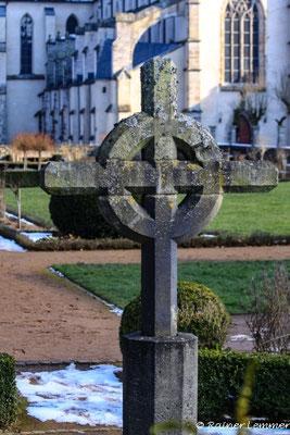 Klostergarten Abtei Marienstatt