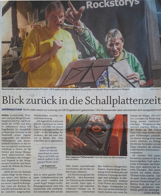 Wedeler-Schulauer-Zeitung 2017