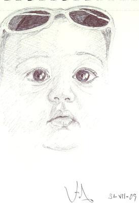 Mi nieta Leyre