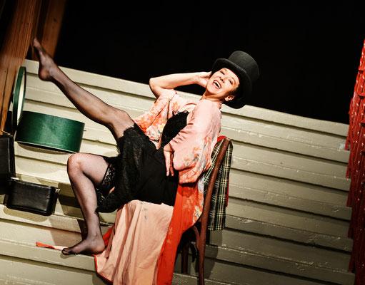 """""""Heute Abend: Lola Blau"""" Foto: Frank Vinken"""