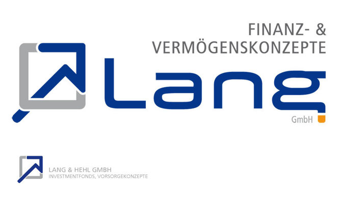 "Redesign Logo ""Langfinanzen"", inkl voerherige Version"
