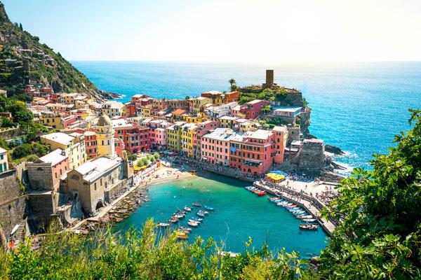 Italy, Vernazza