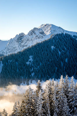 Alpen Sunrise