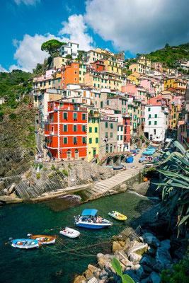 Italy, Riomaggiore