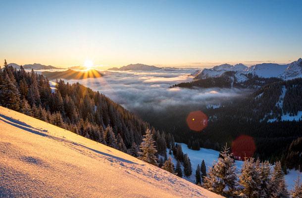 Alpen Sunrise 3