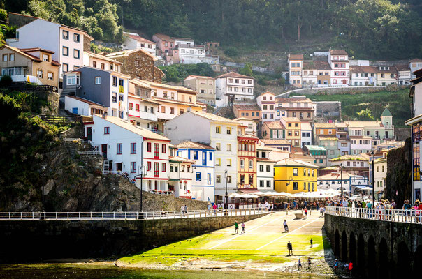 Northern Spain, Cudillero