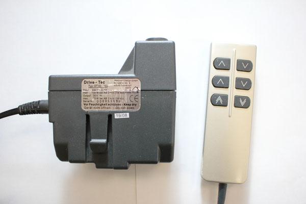Steuerung DriveTec mit Handschalter (alt)