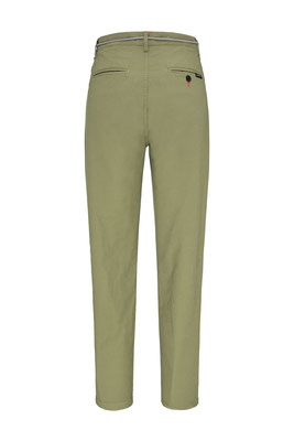 Canvas Pants olive back – € 109,00