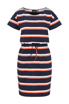 Heavy Jerseydress #STRIPES Vorderansicht – € 79,90