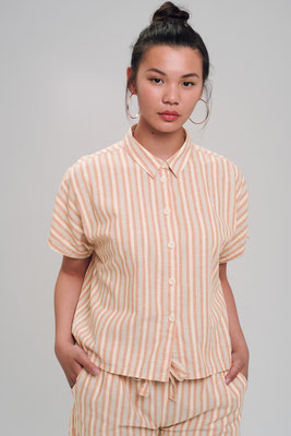 Linen Blouse #STRIPES – € 79,90