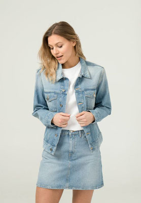 Tyler Jacket unisex Mud Jeans front –€ 119,00