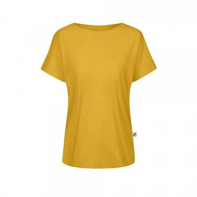 Bumbletee T-Shirt Damen Forestfibre Senfgelb € 49,90