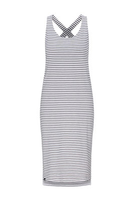 Sleeveless Jerseydress #STRIPES Vorderansicht – € 69,90